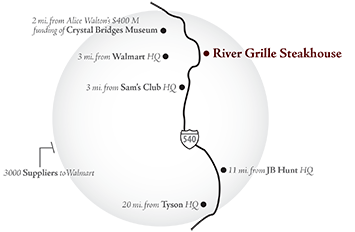 River Grille Location